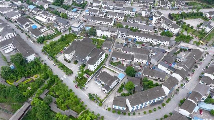 汶川地震灾后重建发展记:有一种奋斗叫中国力量