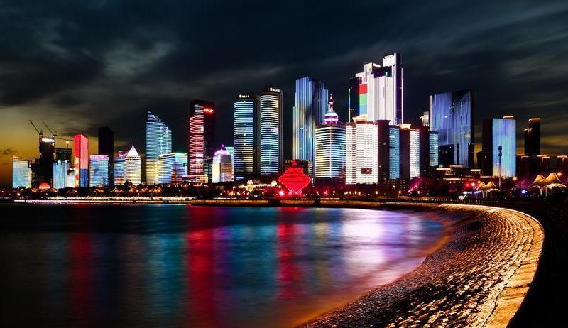 百年老城诠释时代内涵 别样青岛拥抱上合峰会