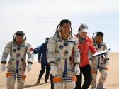 15名航天员沙漠生存训练记