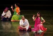 上合艺术节民族舞蹈晚会在京举行
