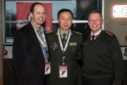 让加拿大人赞叹的一位中国军人