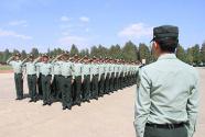 陆军边海防学院组织学员开展革命传统教育记事