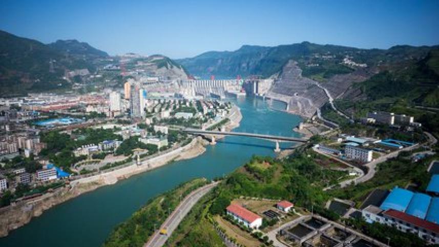 一个世界级绿色能源基地正在崛起