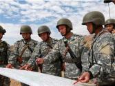 陆军部队积极练兵备战加速推进陆军转型建设纪实