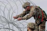 美国防部长:增援美墨边界军事部队十分必要