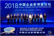 周素明当选为中国企业家博鳌论坛理事会副理事长