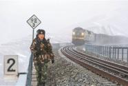 坚守武警部队海拔最高的独立哨位 让雪山见证信仰的海拔