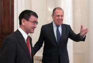 俄日正式启动和平条约问题谈判