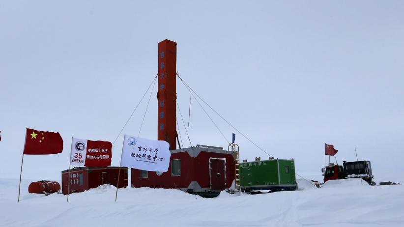 中国极地钻探装备成功钻取南极冰下基岩