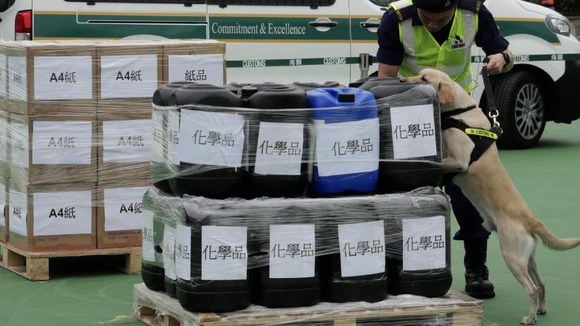 香港举行首次大型跨部门反恐演习