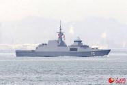 专家:参加多国海军活动外方舰船特点鲜明 多为主力战舰