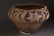 河南巩义双槐树遗址出土五千年前牙雕蚕 见证丝绸之源