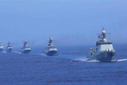 國防部:中俄海上聯演實戰化水平又上新臺階