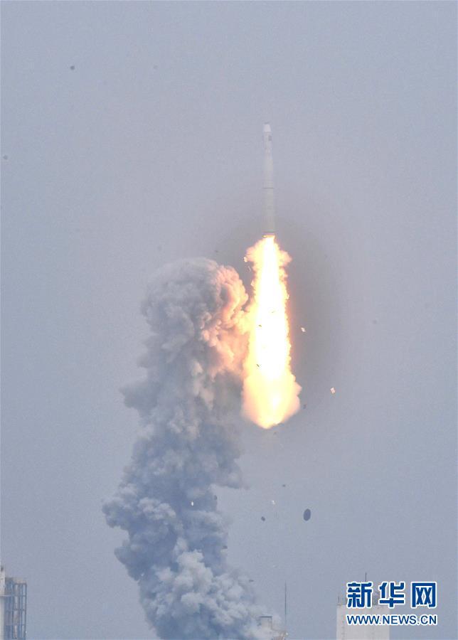 (科技)(3)我國首次固體運載火箭海上發射技術試驗取得成功