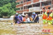 南方遭今年來最強降雨:8省份受災 三預警齊發
