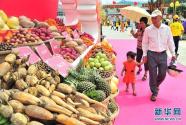 广东梅州庆丰收 世界客都吸引逾400家外媒关注