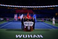 50周年再助力 2019东风汽车•武汉网球公开赛开幕