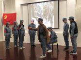 华东政法大学把红色主题情景剧搬进课堂