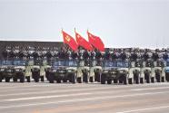 新中国峥嵘岁月|朱日和阅兵