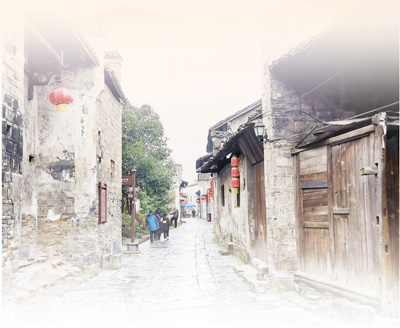 �鸦� 古城�`新意