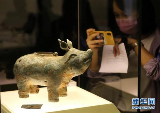 (文化)(2)上海博物馆举办江南文化艺术展