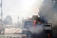 阿富汗南部路边炸弹袭击致9人死亡