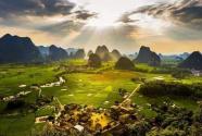 手绘明信片里的新希望——广西壮乡文旅融合助推乡村振兴见闻