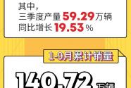 广汽集团三季度盈利劲增113% 各板块业绩全面复苏