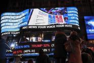 2020年美国总统选举选情胶着结果未定