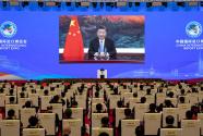全会后首次面向全球宣示,习近平强调这个词-新华网