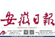 今天,宿州文明创建登上《安徽日报》头版!近万字报道史无前例!