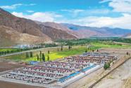 這五年,西藏居民日子越過越美