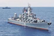 俄艦艇編隊遠洋部署彰顯實力