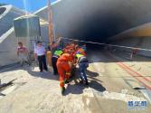 珠海透水事故14人被困 已投入超千人救援